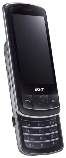 inSSIDer для Acer beTouch E200